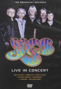 Cover Yes - Live In Concert [DVD]